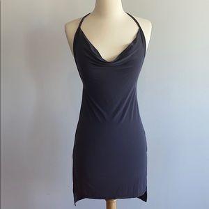 Nasty Gal Mini Dress with Side Slits